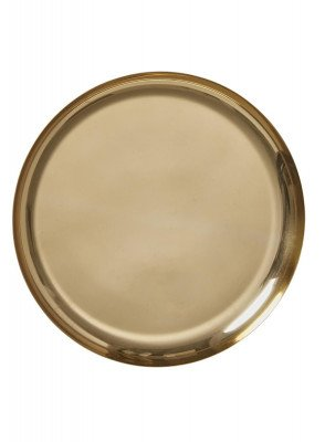 HEMA Onderzetter - Ø 25 Cm - Goud (goud)