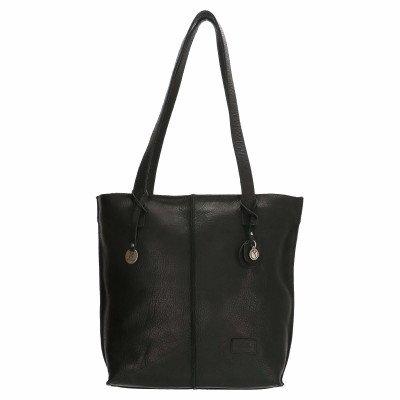 SoDutch SoDutch Bags Shopper Tulp #01 Zwart