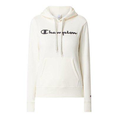 Champion Regular fit hoodie met logoprint