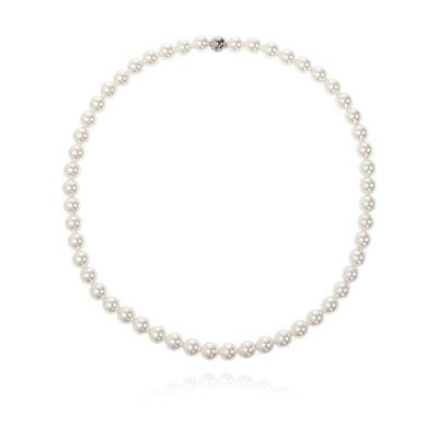 Dsquared2 Glass pearl necklace