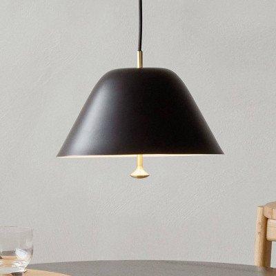 Menu Menu Levitate hanglamp Ø 40 cm zwart