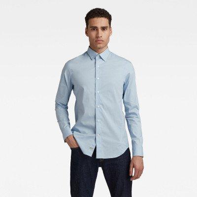 G-Star RAW Dressed Super Slim Shirt - Lichtblauw - Heren
