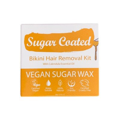 Sugar Coated Sugar Coated Bikini Hair Removal Kit