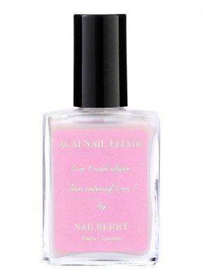 Nailberry Nailberry Acai Nail Elixir 5 in 1 Nail Treatment - verzorgende basecoat