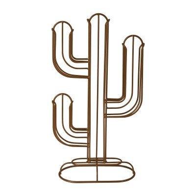 Nespresso® cuphouder - cactus - goud