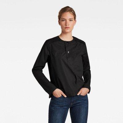 G-Star RAW Workwear Shirt - Zwart - Dames