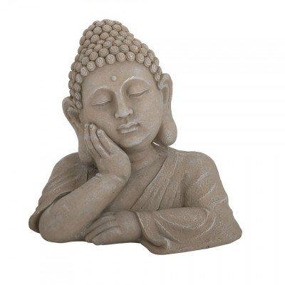 Xenos Boeddha rustend - 35 cm