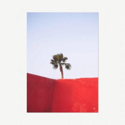 MADE.COM David & David Studio, Moroccan Rooftop N.1, print, door Laurence David, 50 x 70 cm