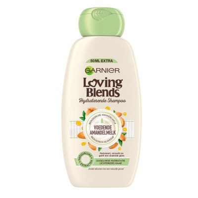 Garnier Garnier Loving Blends Amandel + Agave Shampoo 300 ml
