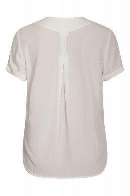 Vila Vila Shirt / Top Wit 14057545