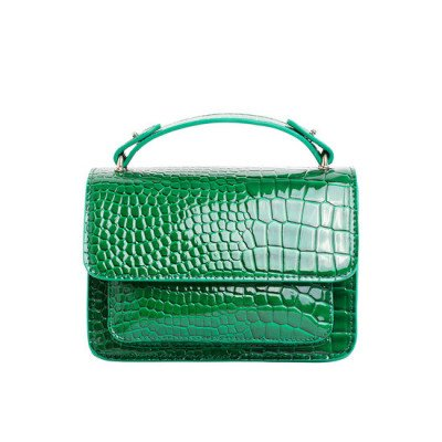 Veganbags Hvisk Renei Croco Green