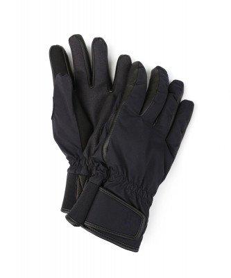 Profuomo Profuomo heren zwarte handschoenen