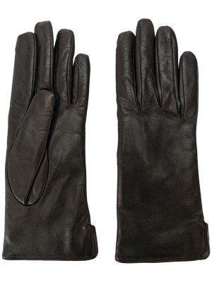 Mario Portolano Mario Portolano 2777 Zwart Dames Handschoenen