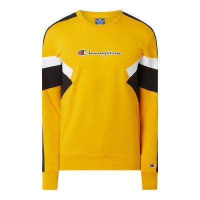 Champion Comfort fit sweatshirt van katoen, model 'Roche'