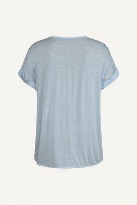 Ambika Ambika Shirt / Top Blauw 33171