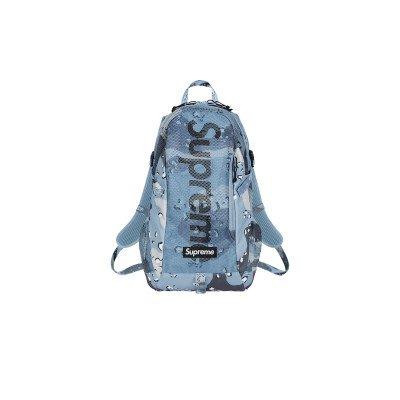 Supreme Supreme Backpack Camouflage Blue (SS20)