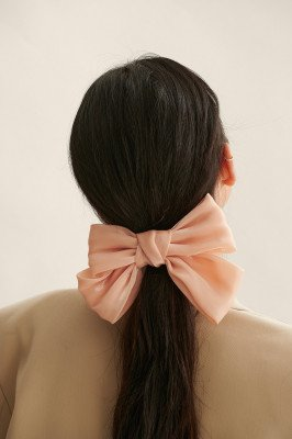 NA-KD Accessories NA-KD Accessories Glanzende Haarband - Pink