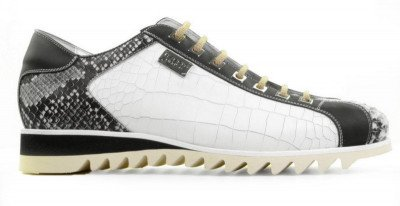 Harris Harris 2817 Wit/Zwart Herensneakers