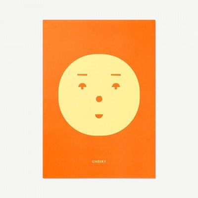MADE.COM MADO Cheeky Feeling, print door All The Way To Paris, 50 x 70 cm