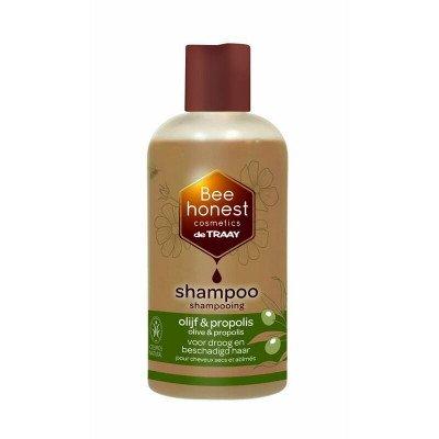 Traay Beenatural Shampoo olijf & propolis - 250ml - Traay Beenatural Traay Beenatural