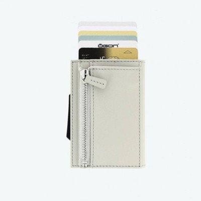 Ogon Designs Ogon Cascade Zipper Wallet Grey