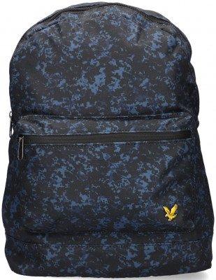 Lyle en Scott Blauwe Lyle & Scott Rugtas Backpack