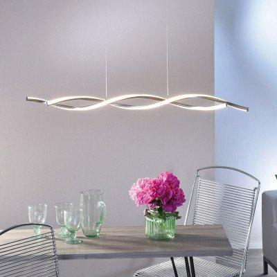 PAUL NEUHAUS Filigrane LED hanglamp Polina