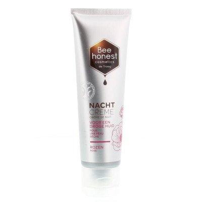 Traay Beenatural Nachtcrème voor de droge huid met bijenwas en shea butter - 50ml Traay Beenatural
