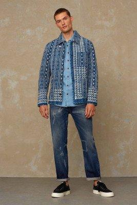 Kings of indigo Kings of Indigo - DAVID jacket Men - Beige