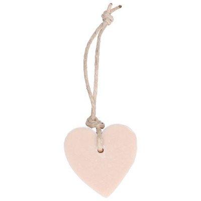 DilleenKamille Zeep aan touw hart, 100 gram