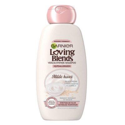 Garnier Garnier Loving Blends Milde Haver Shampoo 300ml
