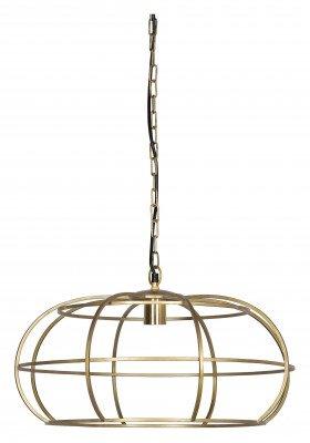 LivingFurn LivingFurn Hanglamp 'Iris' Ø53cm, kleur goud
