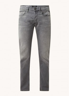 Replay Replay Grover slim fit jeans met stretch
