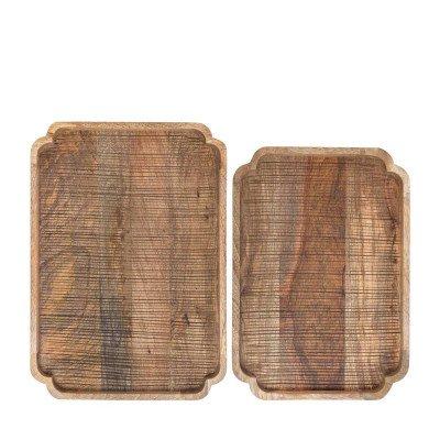 Riverdale NL Dienbladen set Sam naturel 48cm