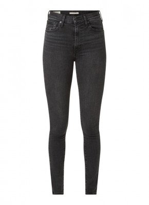 Levi's Levi's Mile High high waist skinny fit jeans met stretch