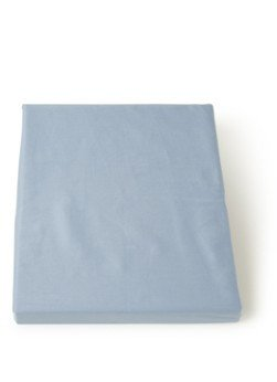 Yumeko Yumeko Hoeslaken van biologisch katoensatijn 300TC, hoekhoogte 30 cm