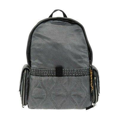 Diesel Topstitched backpack