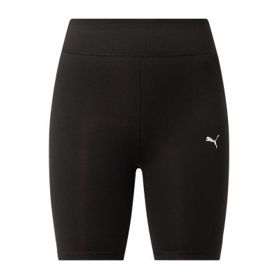 Puma Tight fit high waist fietsbroek met contrastinzetten - dryCELL