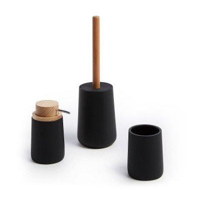 Kave Home Kave Home Toiletborstel 'Jenning', kleur Zwart