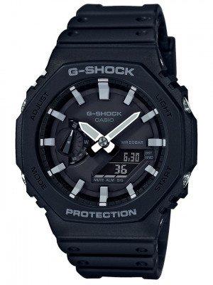 G-SHOCK G-SHOCK GA-2100-1AER zwart