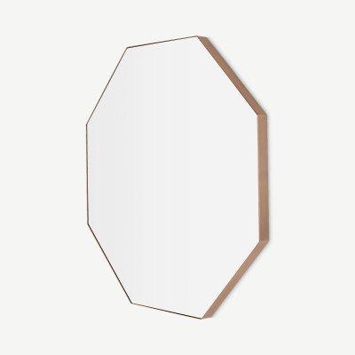 MADE.COM Arles 8-hoekige spiegel