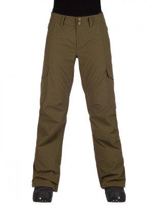 DC DC Nonchalant Pants groen