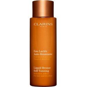 Clarins Clarins Self Tanners Clarins - Self Tanners Liquid Bronze Self Tanning - Voor Gezicht En Décolleté