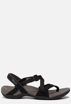 Teva Teva Ascona Cross sandalen zwart