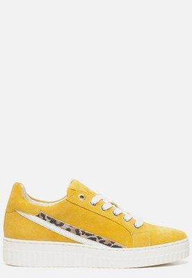 Ann Rocks Ann Rocks Sneakers geel