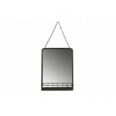 spiegel BEESEL Zwart
