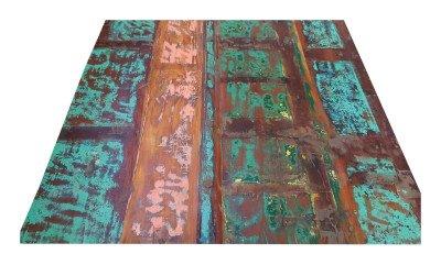Artistiq Living Artistiq Eettafel 'Bali Vintage' multicolor, 165 x 80cm