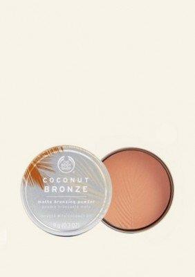 Coconut Bronze Matte Bronzing Powder 9 G