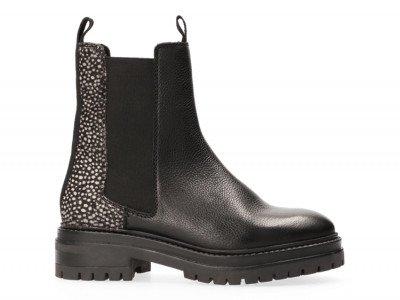 Maruti Bay Chelsea Boots Pixel Zwart