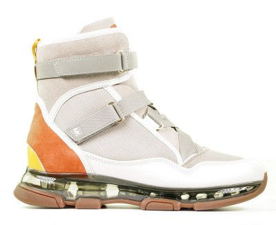 Michael Kors Michael Kors Kendra Beige/Multicolor Dames Sneakerboots